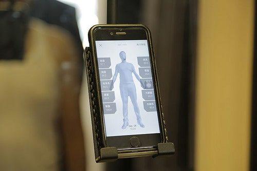 數位化3D量身 Suit Multi 舒禔西服   高雄西裝量身訂製